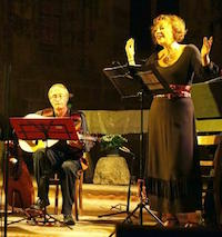 Chansons de Bernard de Ventadour à Pau