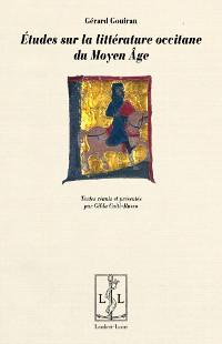 Littérature occitane du Moyen Âge