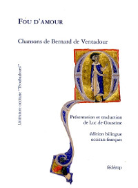 Chansons de Bernard de Ventadour